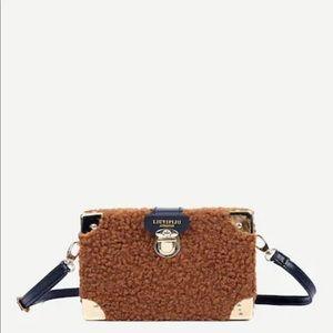 Handbags - Faux fur mini bag